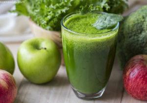 Suco da horta suco verde