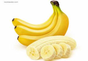 Receitas da TV com banana