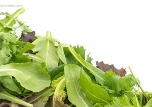 salada verde, alface, rucula, receitas da tv