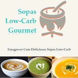 Receitas da Sopas Low Carb