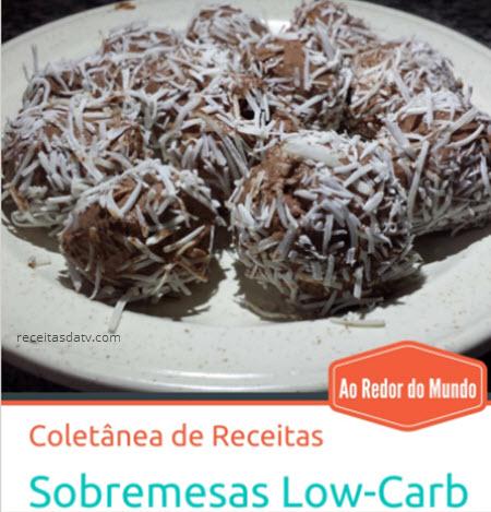 Sobremesas Low-Carb