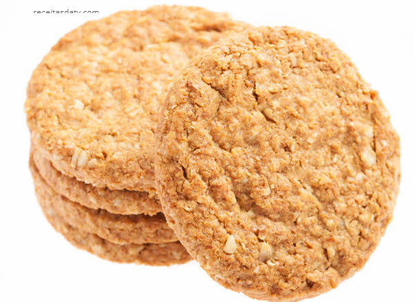 Receitas de cookie da TV