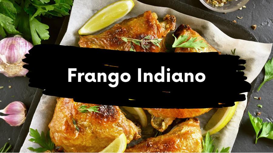 Frango Indiano