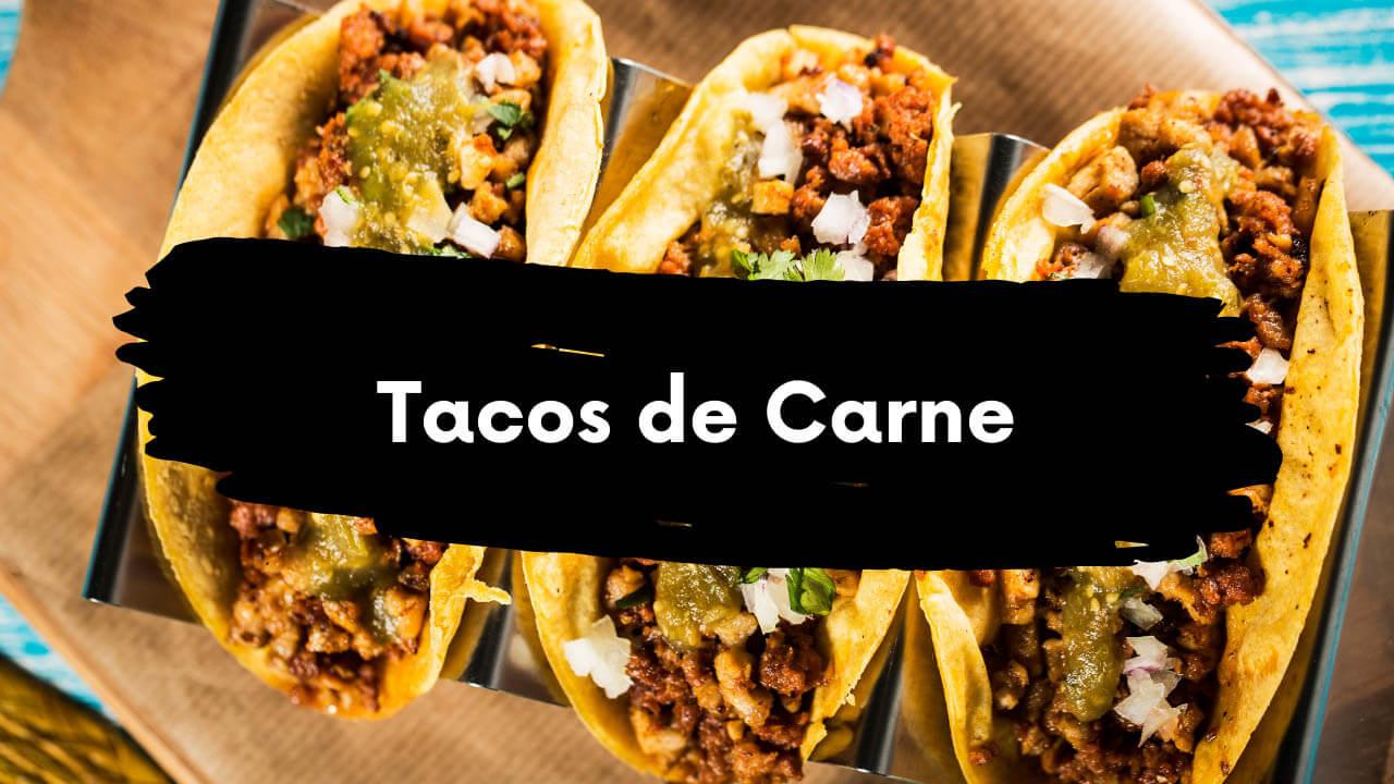 Tacos de Carne